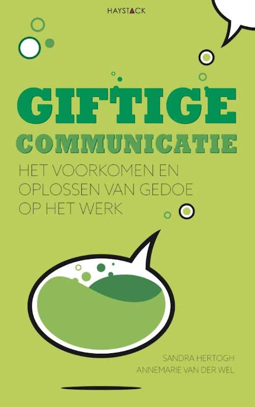 Boek: Giftige Communicatie